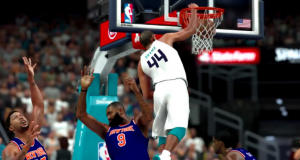 Here's Barack Obama dunking on dudes in 'NBA 2K17' (Video)