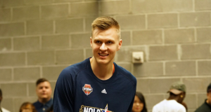 New York Knicks' Kristaps Porzingis wins the NBA Skills Competition (Highlights)