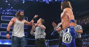 WWE Smackdown Live Recap: Who won the 10-man battle royal? 1