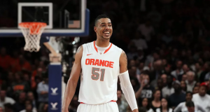 Syracuse Orange: Fab Melo deserves to be recognized for positives