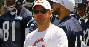 New York Jets bring back Jeremy Bates to coach quarterbacks