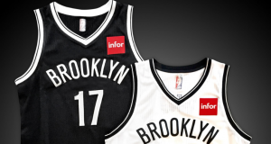 New sponsorship with Infor allows Brooklyn Nets to play 'Moneyball' next season 2