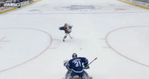 New York Islanders' Jason Chimera breathes life into squad with penalty-shot goal (Video)