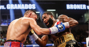 Boxing: Adrien Broner tested, gets controversial split-decision