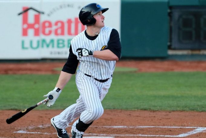 Meet Billy McKinney, a New York Yankees prospect that should have your attention