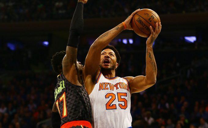 Knicks Injury Report: No Derrick Rose (ankle), same starting five vs. Cavs