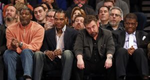 Charles Oakley on James Dolan: He's on the 'same level' as Donald Sterling (Video)