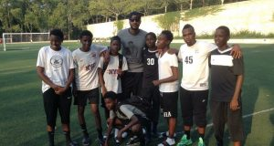 Carmelo Anthony highlights MLK H.S. soccer team in latest 'Stay Melo' episode