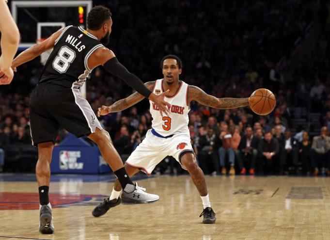 New York Knicks waive Brandon Jennings (Report)