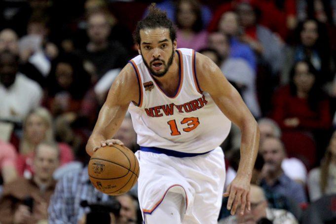 New York Knicks can't go back to Joakim Noah