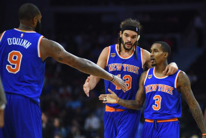 New York Knicks: Kyle O'Quinn, Brandon Jennings drawing interest (Report)