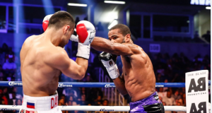 Boxing: Lamont Peterson tops David Avanesyan in welterweight debut