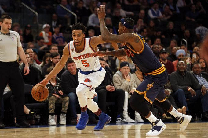 New York Knicks talked to Clippers about Courtney Lee (Report)