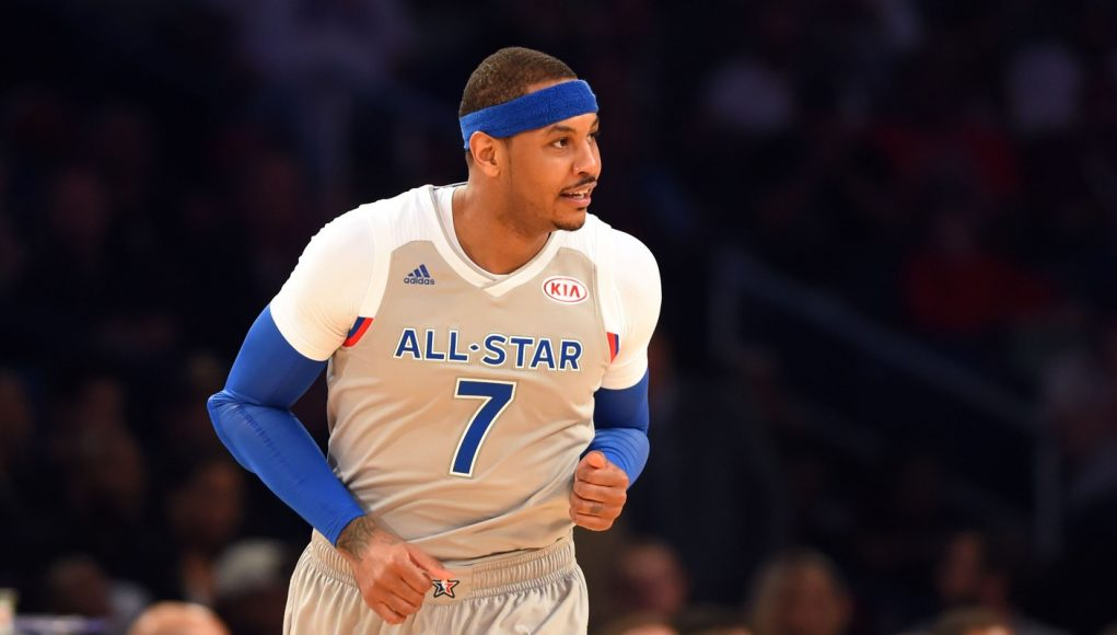 New York Knicks mock blow up: Carmelo Anthony to the Los Angeles Clippers 11