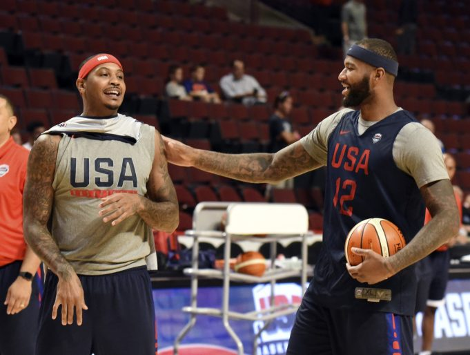 How DeMarcus Cousins trade impacts New York Knicks, Carmelo Anthony
