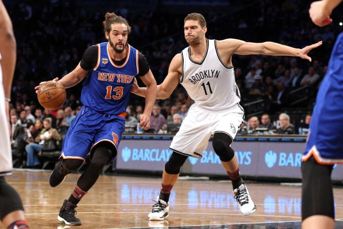 New York Knicks: Joakim Noah likely will have knee surgery, miss rest of season (Report)