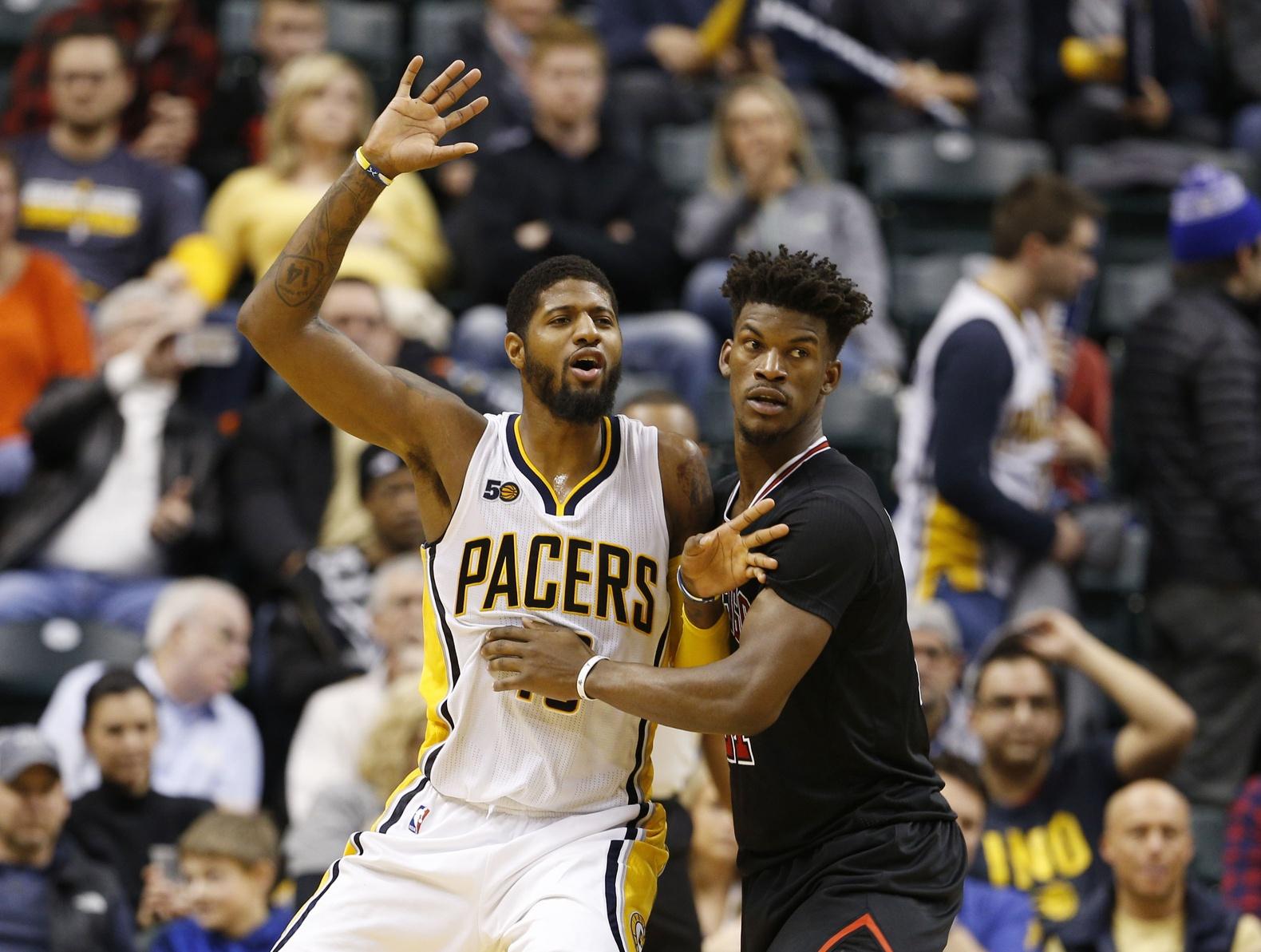 2017 NBA Trade Rumors: Paul George help, Boston wants Jimmy Butler (Report)