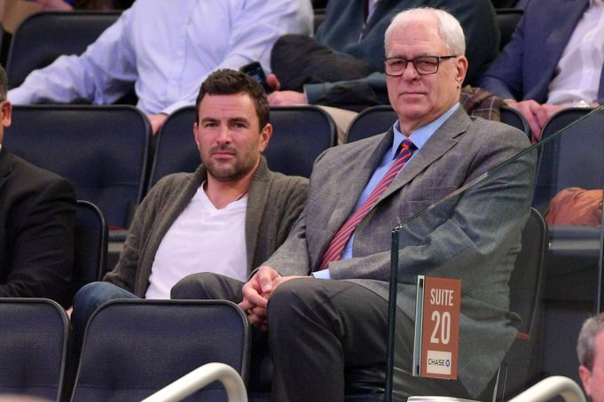 Knicks: Phil Jackson's plan to force out Carmelo Anthony is backfiring (Report)