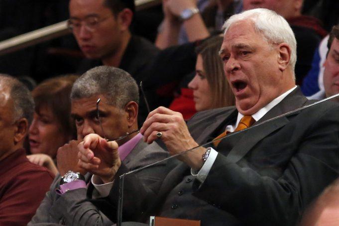 New York Knicks: In three years, Phil Jackson still hasn't fixed the biggest problem 1