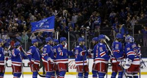 Thanks to the expansion draft, the NY Rangers should deal a forward prior to deadline 1