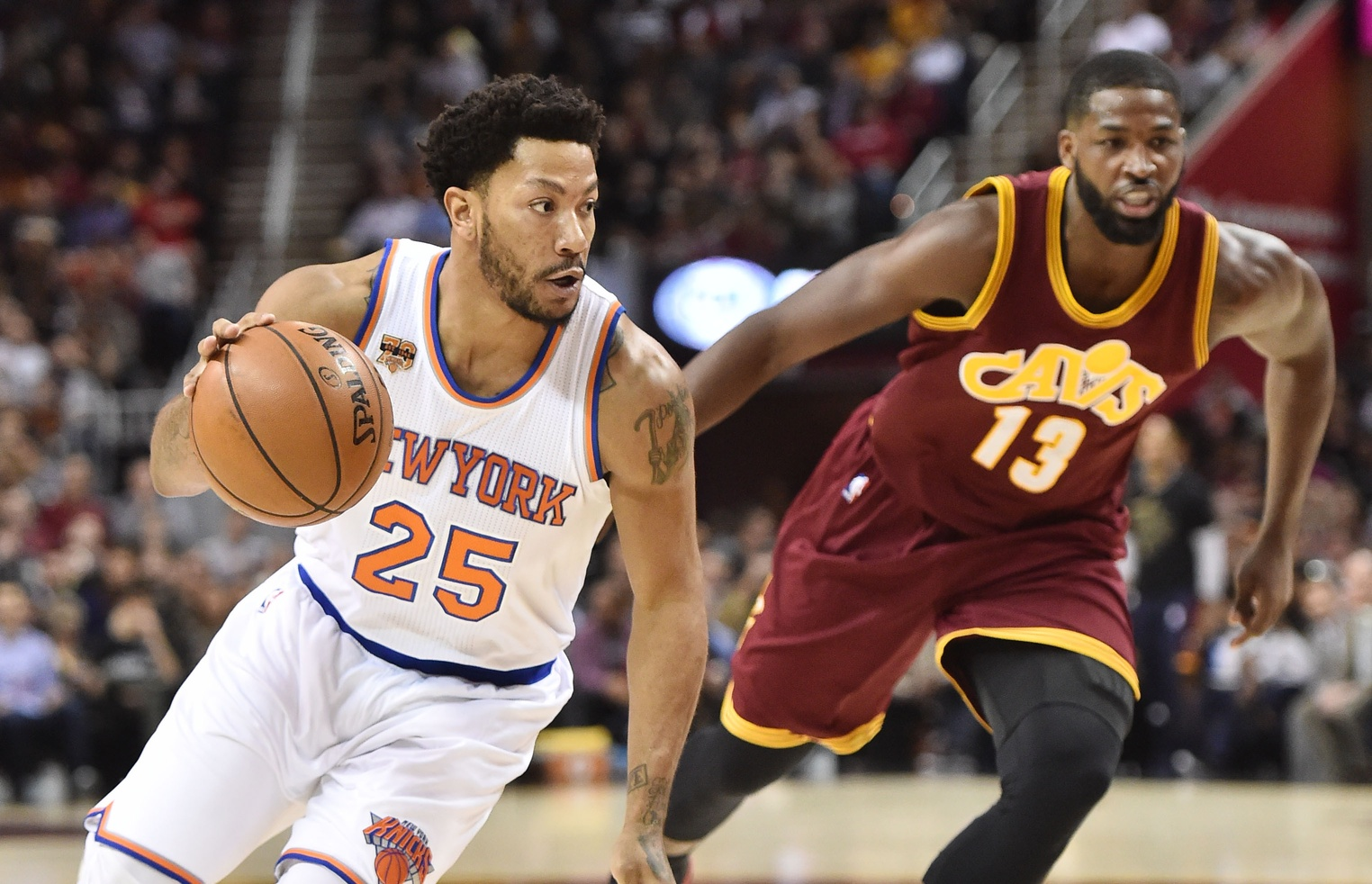 New York Knicks: Derrick Rose still hopes to re-sign after trade deadline talks