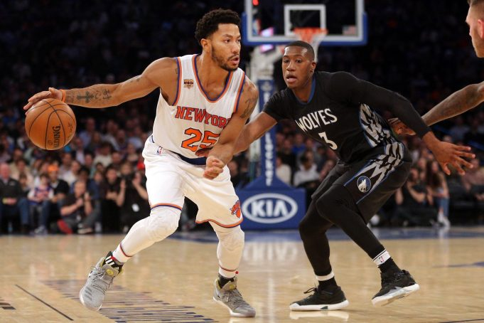 New York Knicks: Tom Thibodeau's pursuit of Derrick Rose 'very strong', not for Kris Dunn (Report)