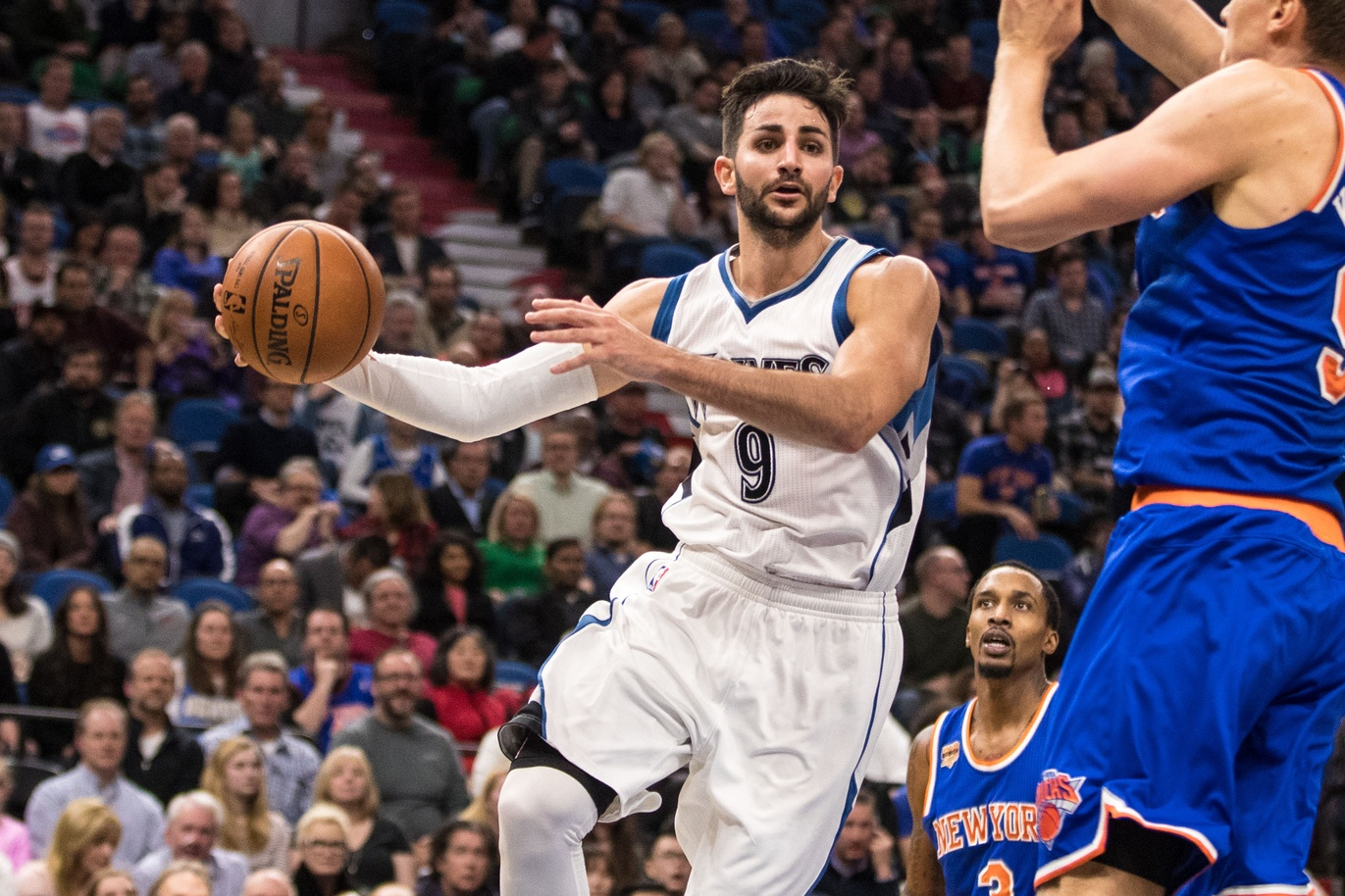 New York Knicks: What was all the Ricky Rubio fuss about?