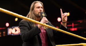 Kassius Ohno makes his WWE return after four-year absence