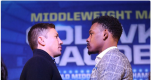 Daniel Jacobs sees through Gennady Golovkin facade, questions authenticity