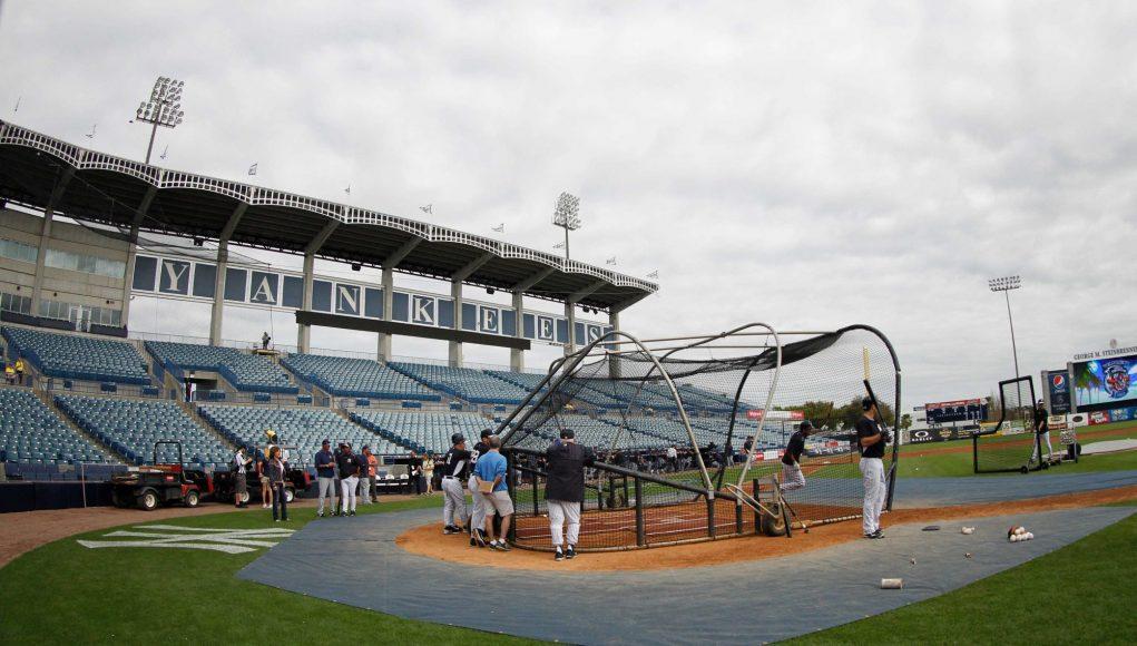 ESNY's New York Yankees fan mailbag, spring training edition