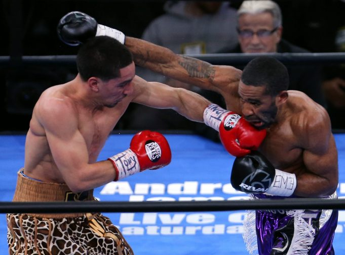 Boxing: Lamont Peterson focused on 'getting big fights' at welterweight 1