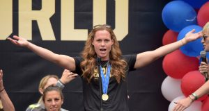 Local hero Christie Rampone to be honored by the USWNT 4