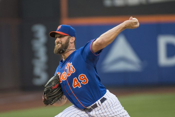 New York Yankees sign Jon Niese to minor league deal (Report)