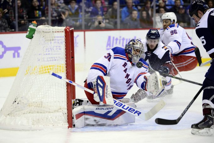 Street Value: Lundqvist; New York Rangers take on Colorado Avalanche (Preview) 3