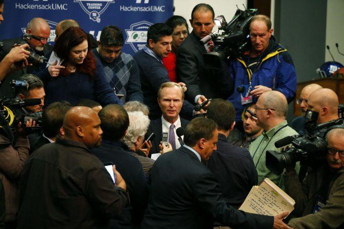 New York Giants fans: Be thankful for John Mara and Steve Tisch