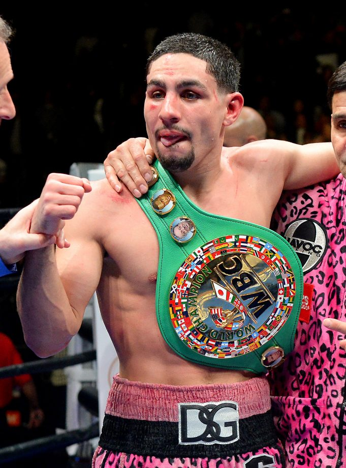 Keith Thurman vs. Danny Garcia: Keys to victory for both in welterweight clash 4