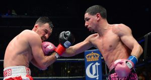 Danny Garcia says he's first real puncher Keith Thurman has ever faced