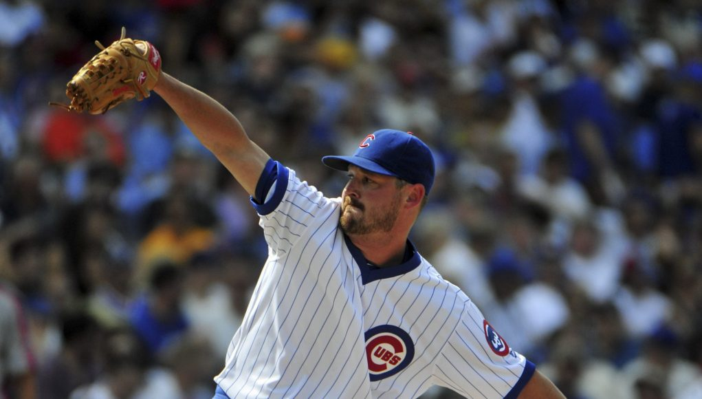 Travis Wood could be a last-minute option for the New York Yankees