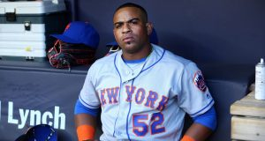 Yo', the New York Mets have a new fireballer for the rotation?