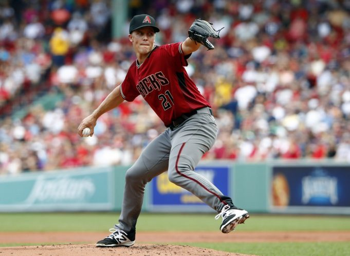 Could Zack Greinke be a fit for the New York Yankees?