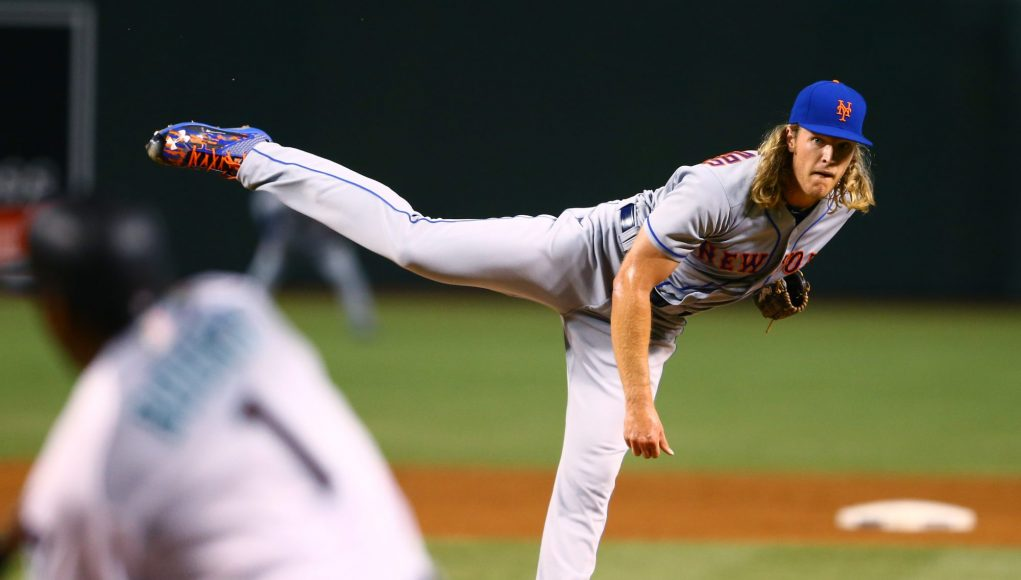 Noah Syndergaard officially tabbed as New York Mets' Opening Day starter