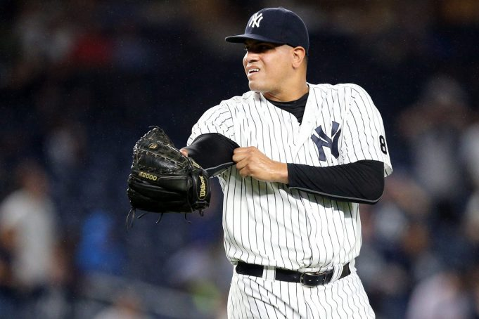 Dellin Betances loses arbitration case to the New York Yankees