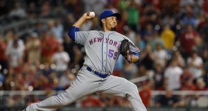 Has a hole in the Mets' bullpen been filled with the Fernando Salas signing?