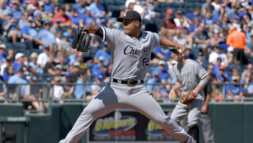 New York Yankees believed to be in on the sweepstakes for Jose Quintana (Report)