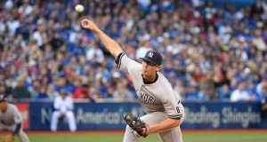 New York Yankees reliever Tyler Clippard will play for Team USA