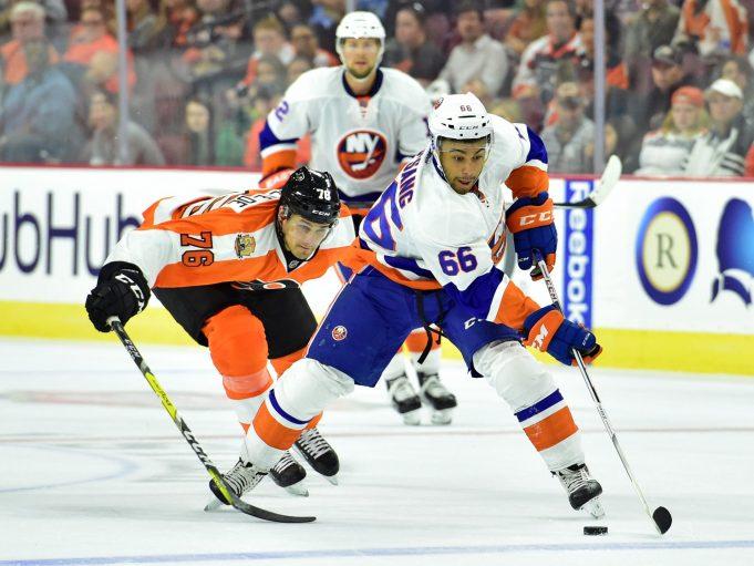 New York Islanders return Joshua Ho-Sang to Bridgeport