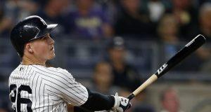 New York Yankees: Tyler Austin fractures left foot during batting practice