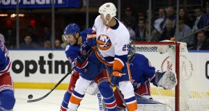 New York Islanders' postseason chances hinge on Rangers matchup; Jason Chimera 'hates' the Blueshirts 1