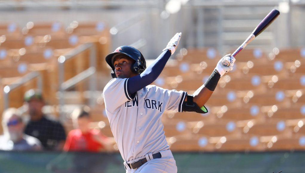 New York Yankees: Will Miguel Andujar put pressure on Chase Headley?
