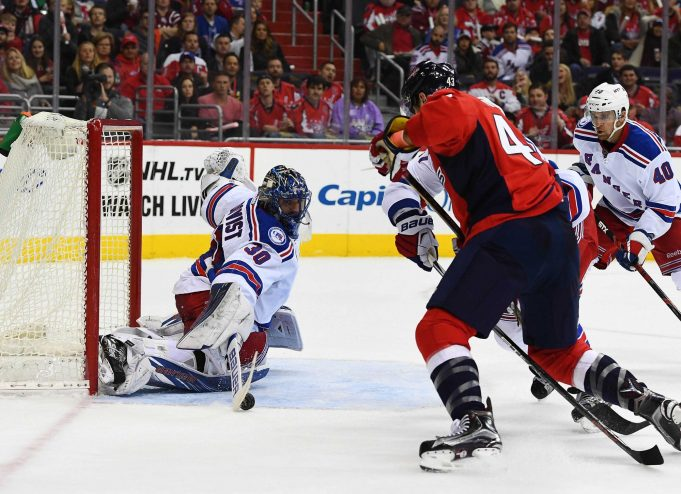 New York Rangers to see lineup changes for Sunday matinee against Washington Capitals